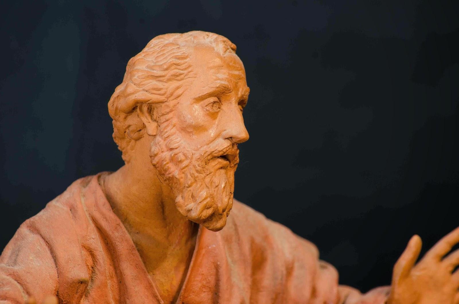 Discípulos de Emaús Semana Santa Jumilla Murcia escultura 9