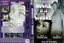 Noche en la ciudad (1950) - Carátula