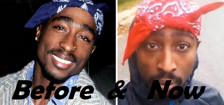 Tupac alive theories