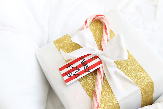 xmas gift wrapping idea