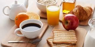 Conheça um Cardápio de um café da manhã light