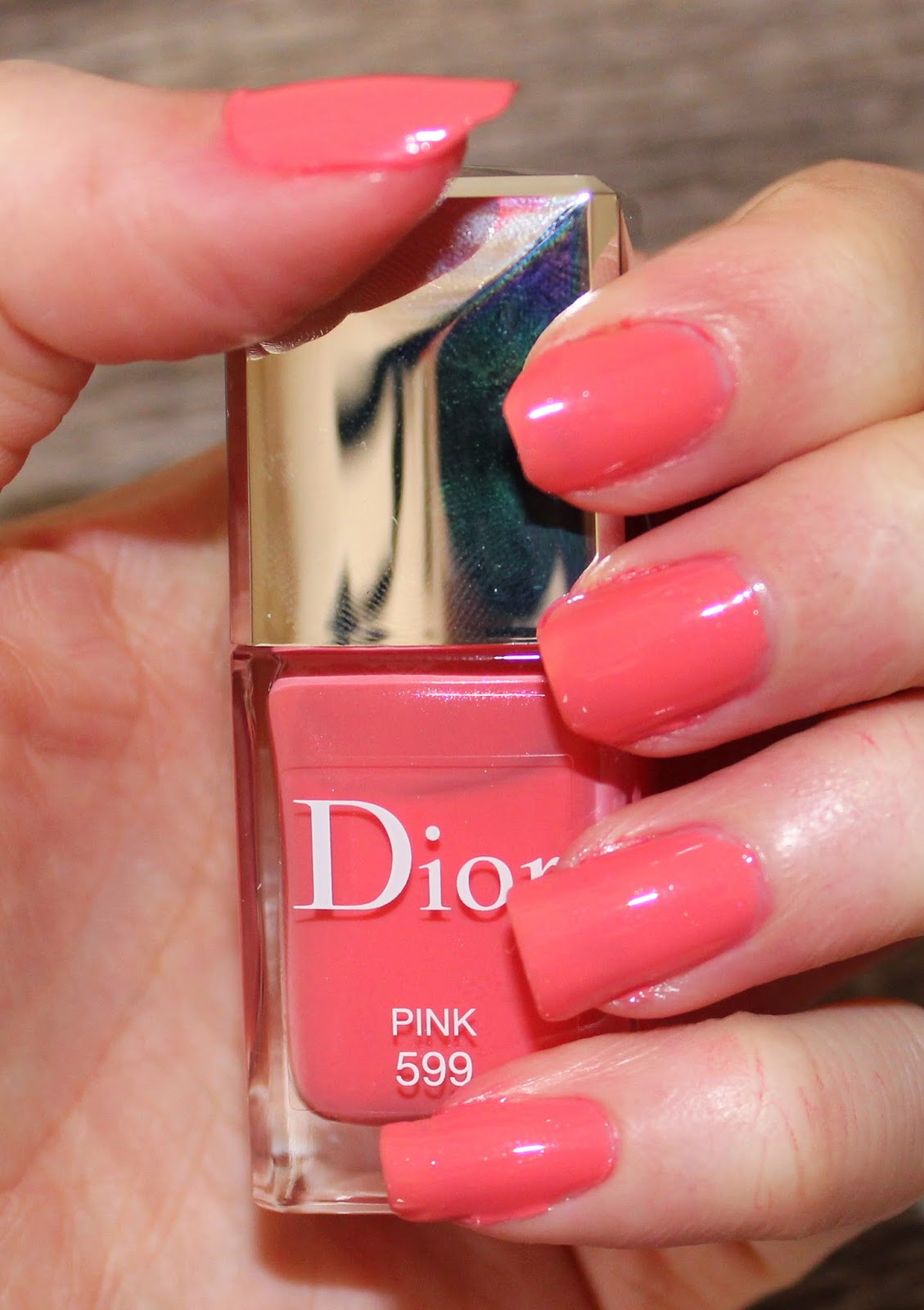Dior Vernis in Pink