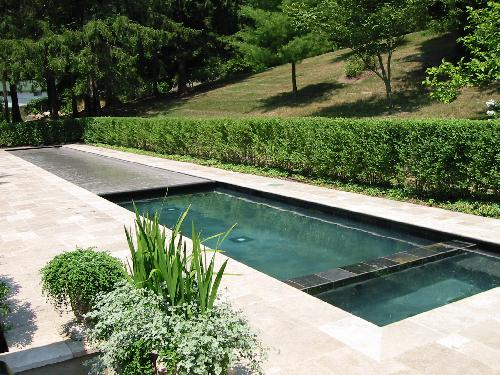home and garden lap pool design