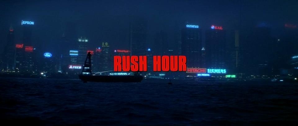 Rush Hour 1998 Movie