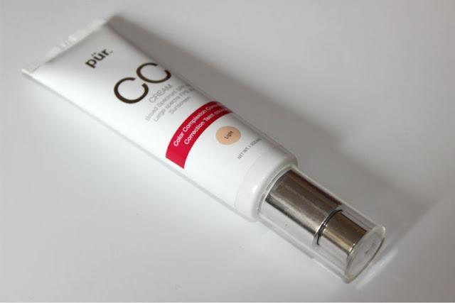 Pur Minerals CC Cream