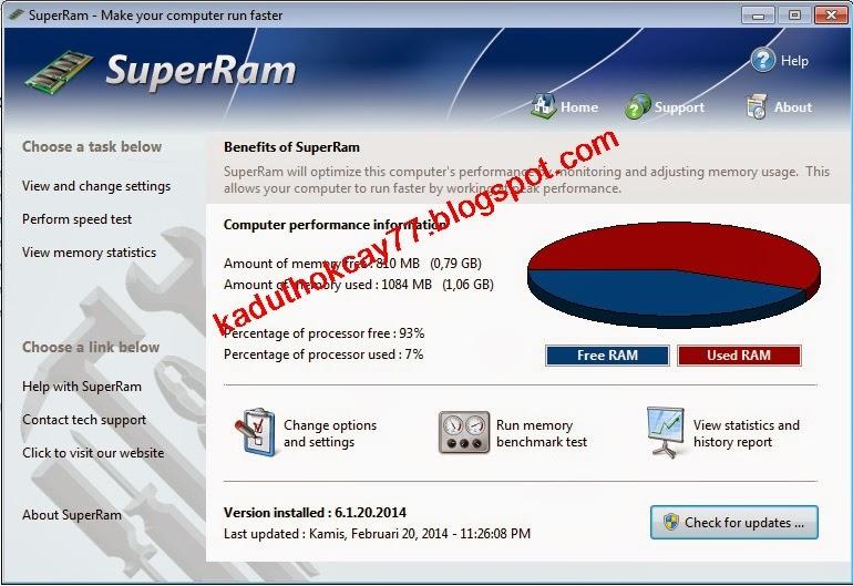 PGWare SuperRam 6.1.20.2014 Final Full Version