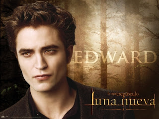 Robert Pattinson en Crepúsculo
