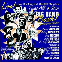 Johnny Nicholas & The Texas All Stars - Texas All-Star: Big Band Bash