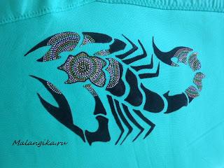 мастер-класс по росписи ткани