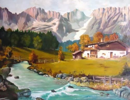 Dibujos de la zona rural  Imagui