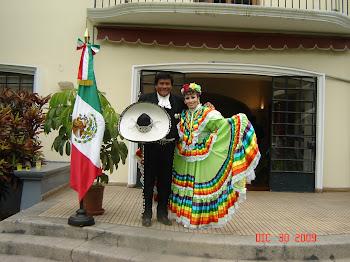 César Rivera - Embajada de México