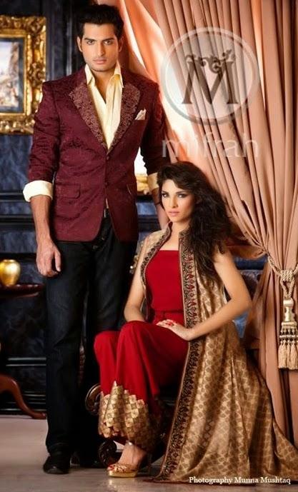 Mifrahs Eid Party Wear Designs