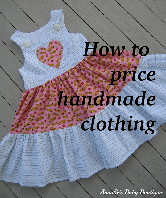 pricing crafts, why is handmade so expensive