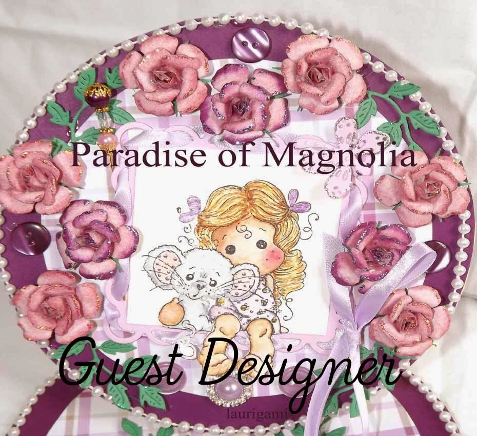 Proud to be a GDT for Paradise of Magnolia