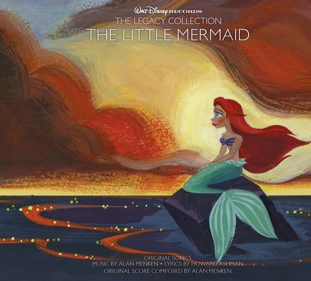 Disney Little Mermaid CD