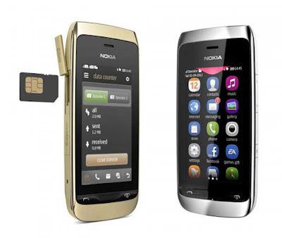 Nokia Asha 308 dan 309 | Harga, Spesifikasi dan Fitur Unggulan
