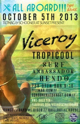 All Aboard ft Viceroy/Tropicool/SAH