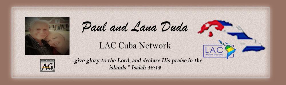 Duda's Missionary News
