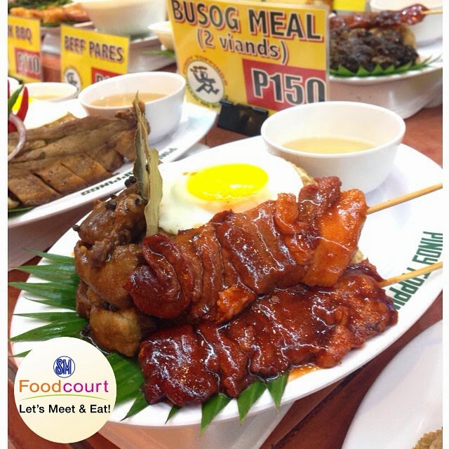 Try Pinoy Toppings and enjoy their affordable busog meals!