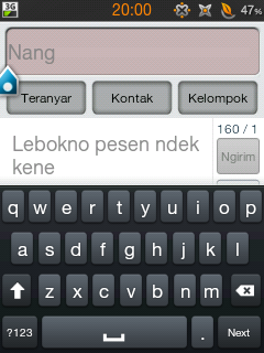 android bahasa jawa