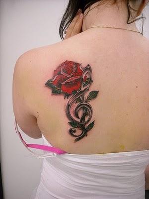 girly tattoos