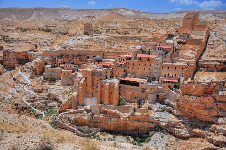 Green Olive Tours Blog Palestine Israel The Mar Saba