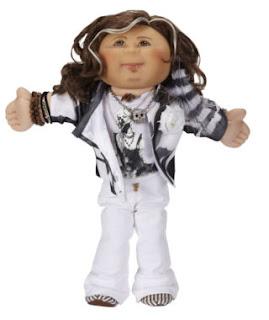 Steven Tyler bambola
