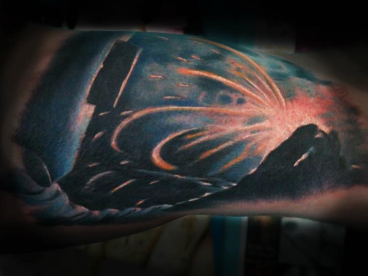 New Welding Tattoos...