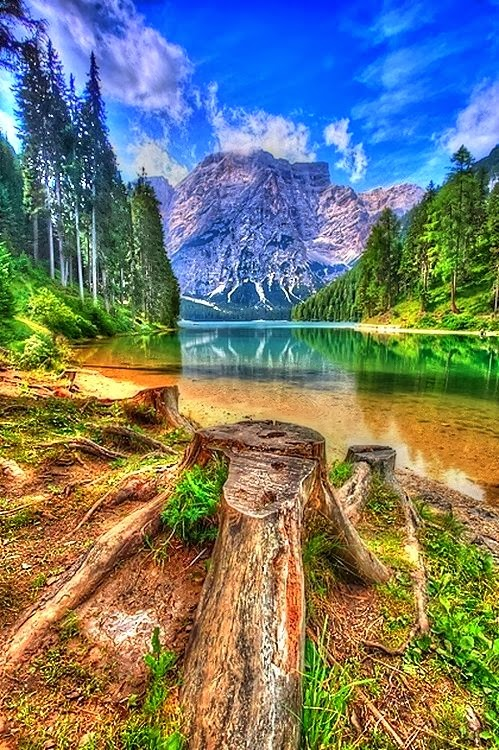 Pragser Wildsee, Italy