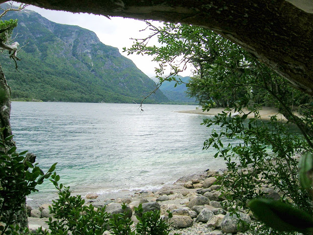 lago rivadavia