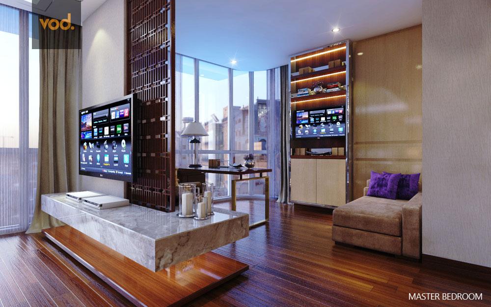 Virgooktaviano Com Luxury Apartment The Windsor Jakarta By Vod