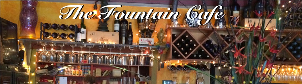 Fountain Cafe in Port Townsend