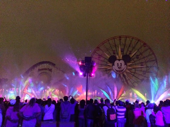 World of Color, California Adventure