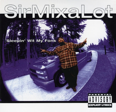 Sir Mix-A-Lot – Sleepin' Wit My Fonk (VLS) (1995) (320 kbps)