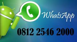 Pesan via SMS & WA
