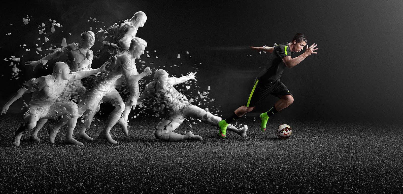 FlagWigs  Real Madrid C Ronaldo Nike Boot   Have a Fun Flag Wig ! 393a2192924ca
