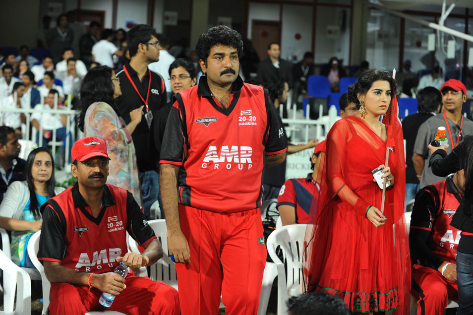 Celebs during the CCL opening ceremony in Mumbai