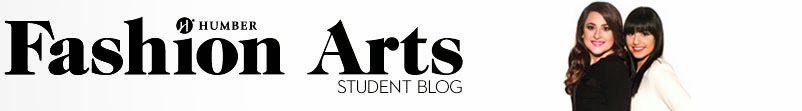 Humber Fashion Arts Student Blog