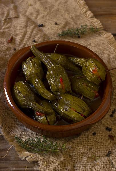 Conservas de berenjenas cocinar en casa es - Cocinar con conservas ...