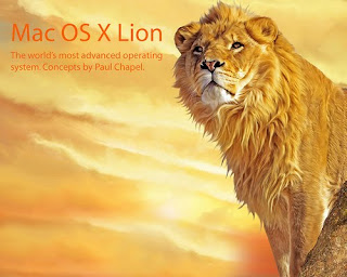 Apple New OS X Lion Build 2011