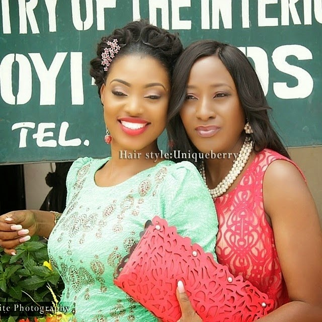 Entertainment See All Photos From Actress Iretiola Doyle S Daughter Wedding Tg News