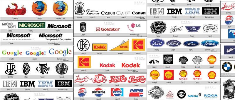 Logos de marcas famosas del mundo - Imagui