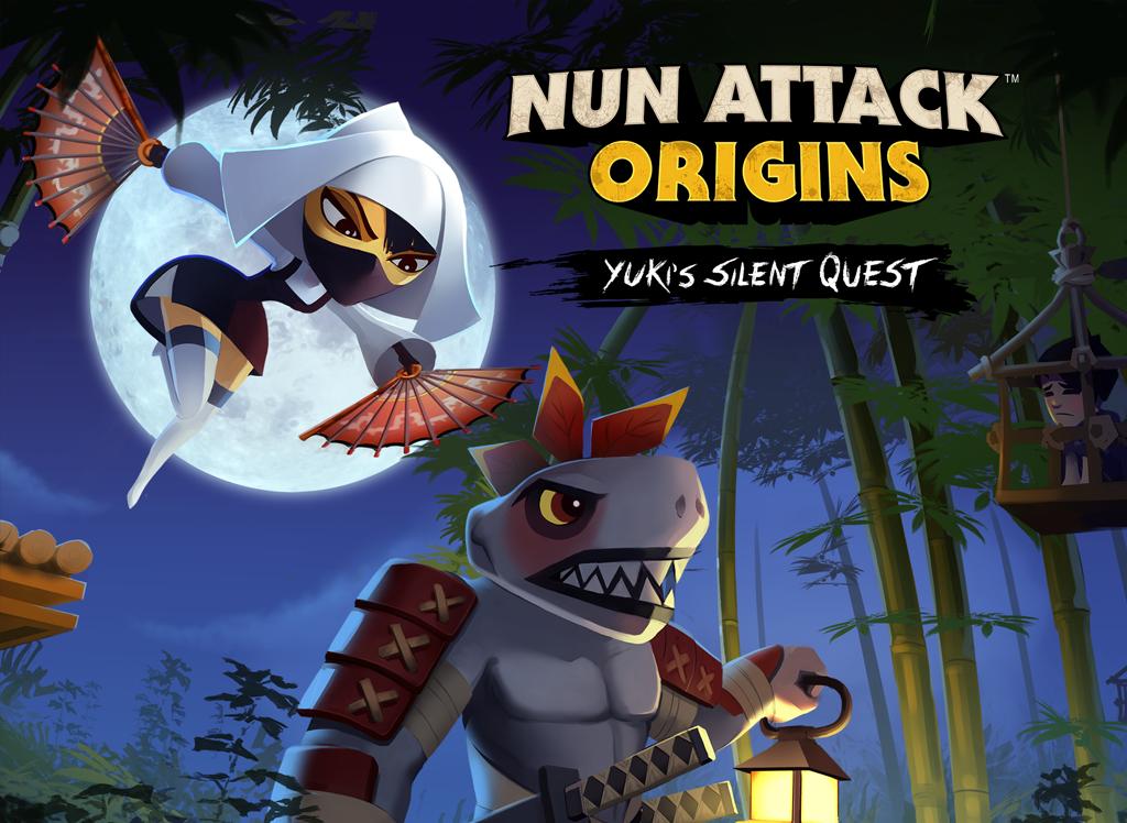 Nun Attack Origins Yuki apk