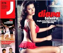 Diana Teixeira Revista J