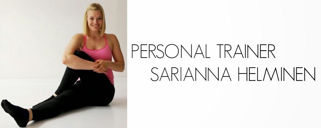 Personal Trainer Sarianna Helminen
