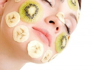 banana facial mask for blackheads treatment