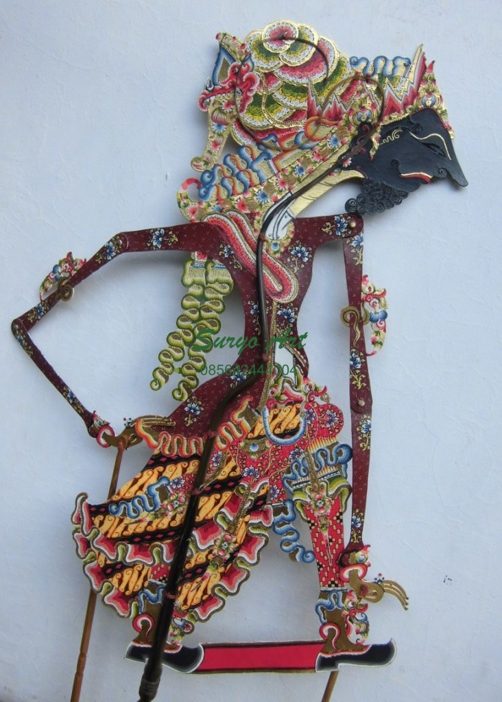 Jual Wayang Kulit - Java Handicrafts SURYOART: WAYANG ...