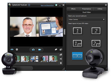 CyberLink YouCam | webcam effects online Software