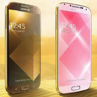 Samsung  to launch Gold edition of Samsung Galaxy S4