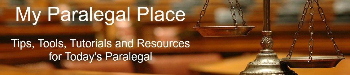 My Paralegal Place